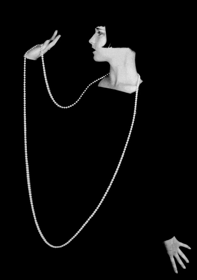 Louise Brooks copy. Eugene Robert Richee