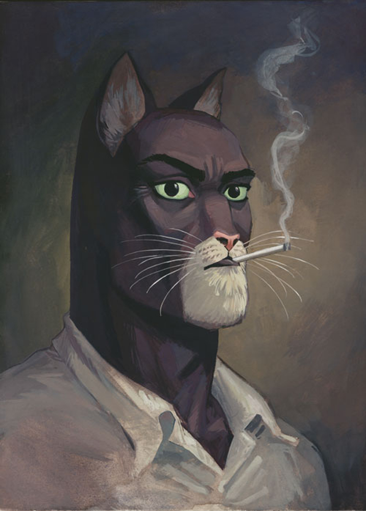 Summertime_blacksad_guarnido