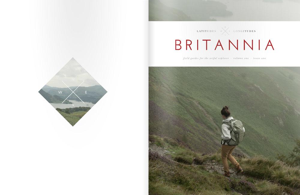 Magazine Britannia copyright